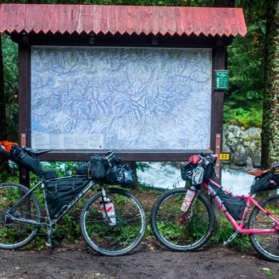 Велопоход по Словакии и Польше