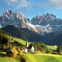 Велопоход по Альпам