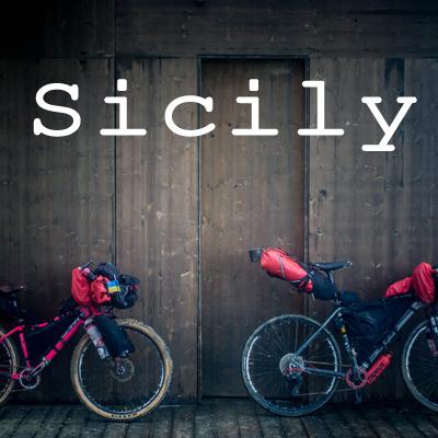 Велопутешествие по Сицилии